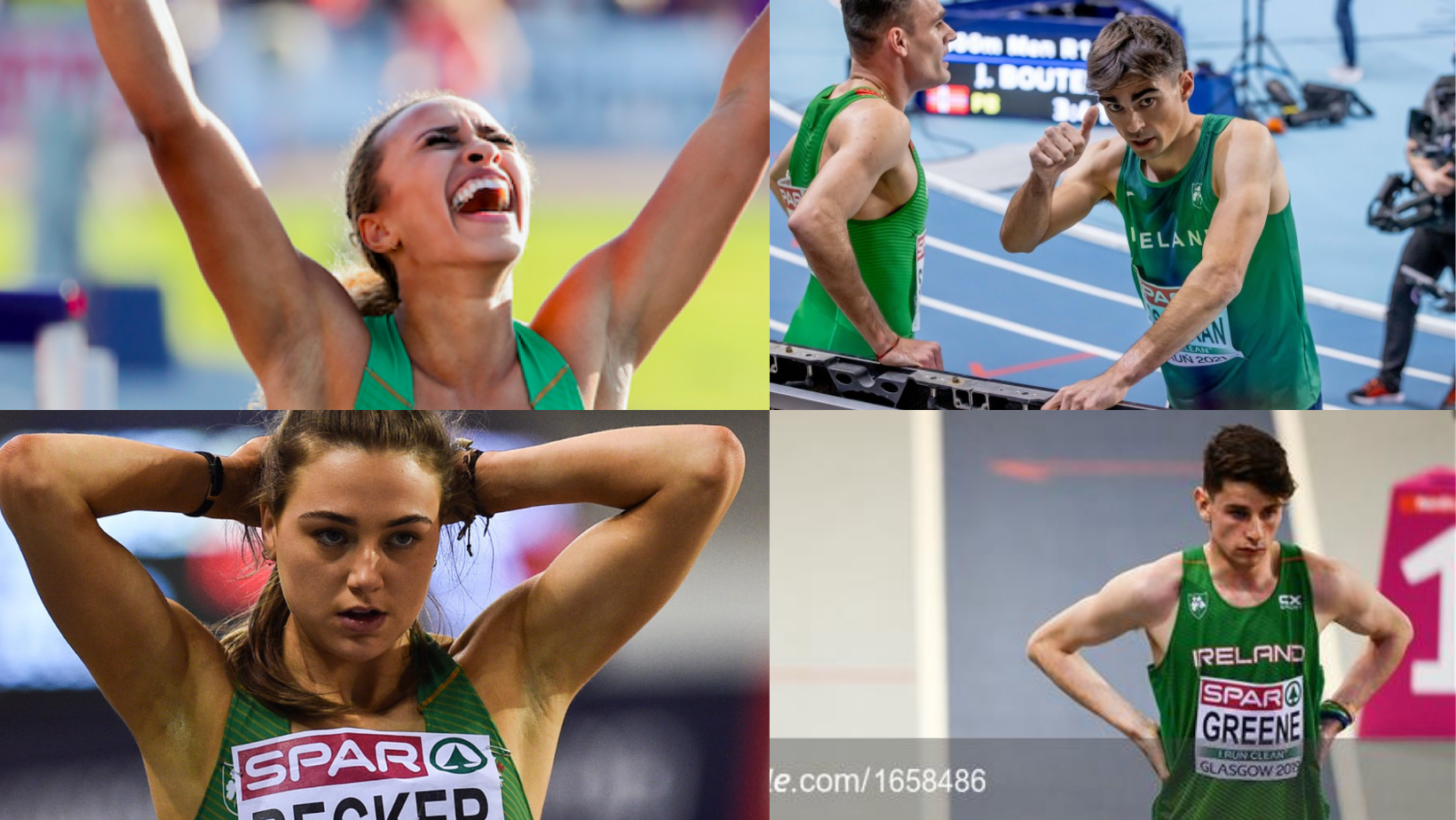 Four DCU AC members off to the Olympics!