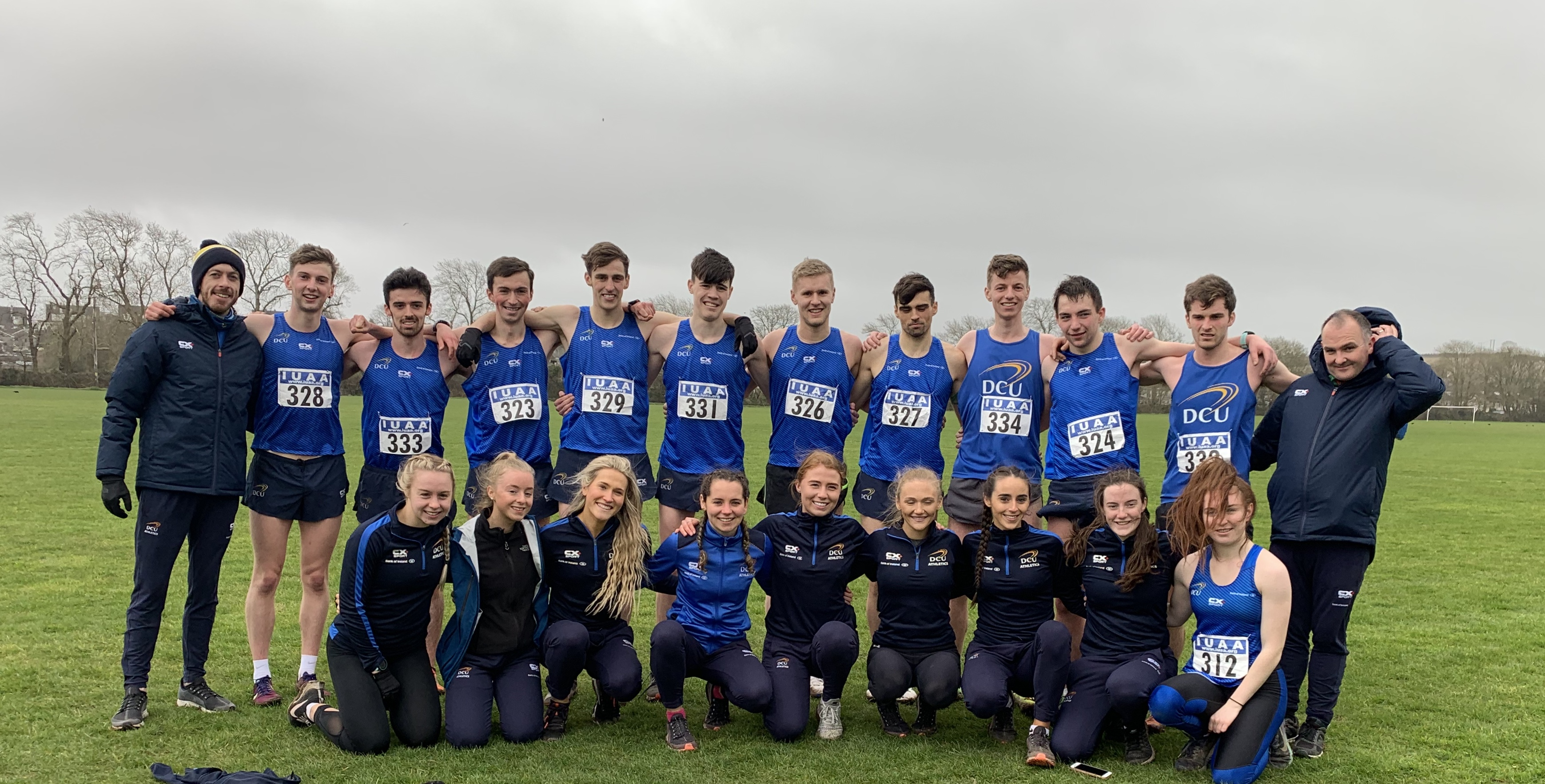 Team Selections for IUAA XC This SUNDAY