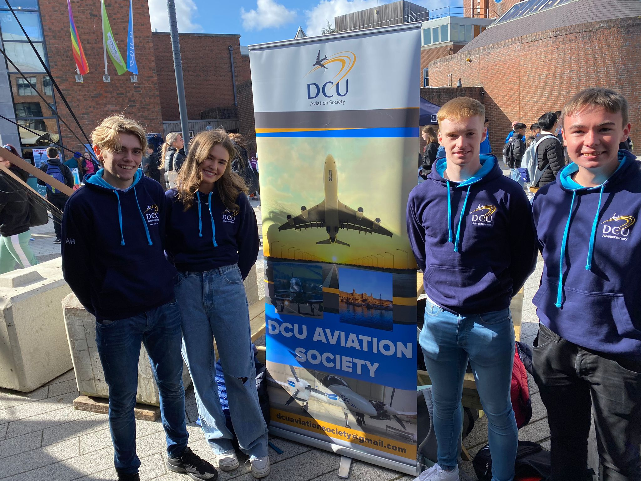 Welcoming All to the Aviation Society!